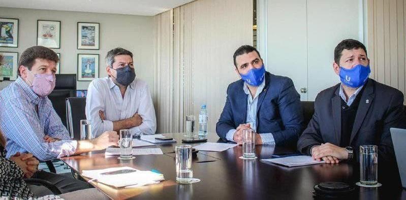 """Vuoto: """"La vuelta del turismo de cruceros va a reactivar con fuerza la economía local"""""""