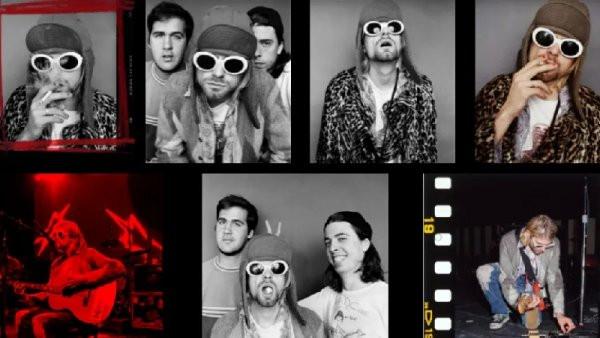 Subastan la última sesión de fotos de Kurt Cobain como un NFT