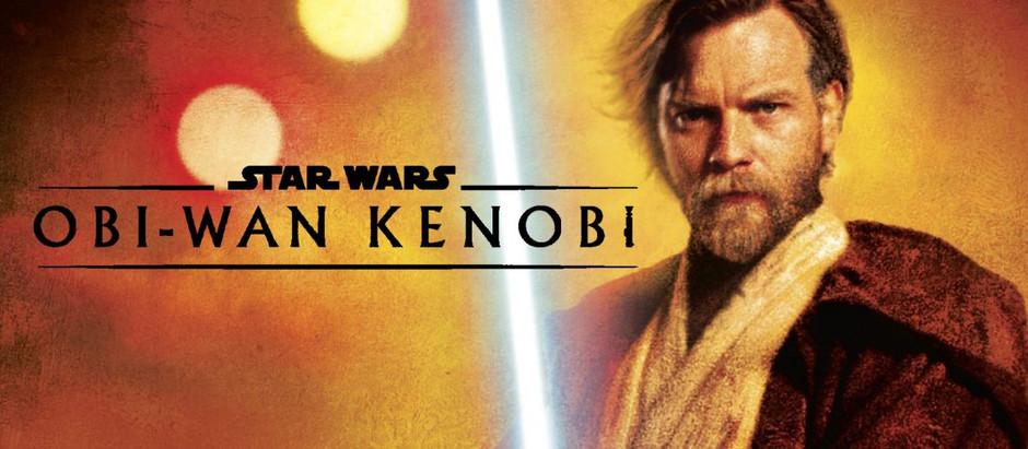Ewan McGregor vuelve a ponerse en la piel de Obi-Wan Kenobi