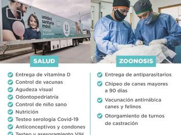 Se realizará en Ushuaia la Feria Municipal de Salud