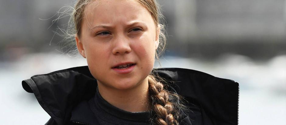 Greta Thunberg reclama contra el reparto desigual de las vacunas