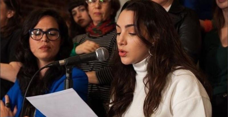 Fiscalía brasileña acusó a Darthés por abuso sexual contra Fardin