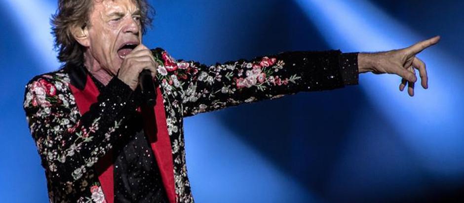 """Escuchá la nueva canción de Mick Jagger: """"Eazy Sleazy"""""""