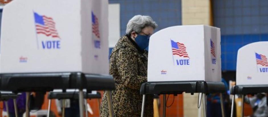Estados Unidos elige hoy su próximo presidente