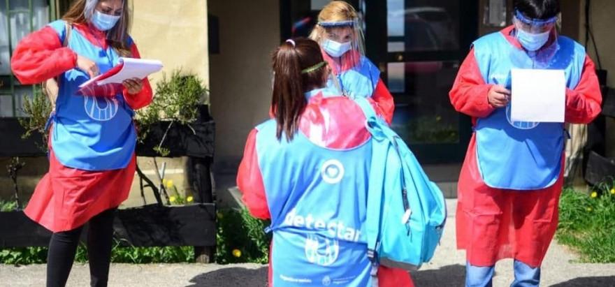 Se puso en marcha el programa DetectAr en Ushuaia
