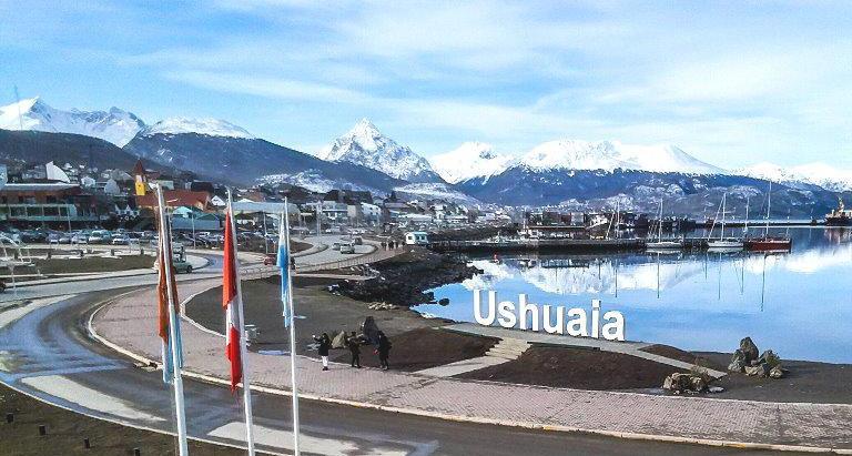 Ushuaia está entre las 10 ciudades más visitadas luego de la primera semana de vacaciones