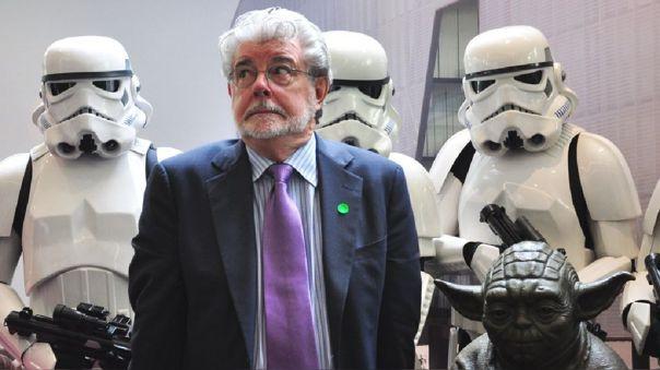 Lucas revela los planes que tenía para la última trilogía de Star Wars