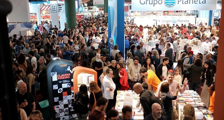"""La Feria Internacional del Libro piensa un """"plan B"""" para el 2021"""