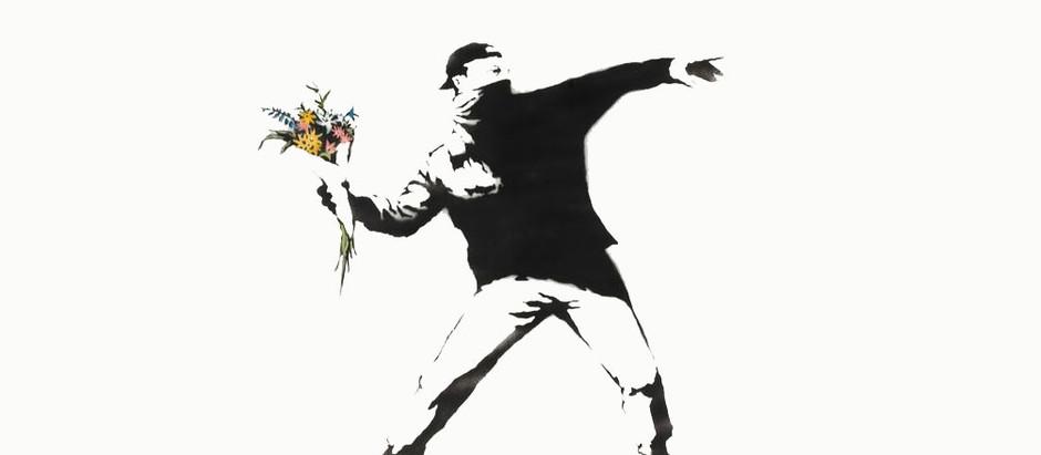Se vendió un Banksy por más de U$S 12.9 millones en una subasta de criptomonedas