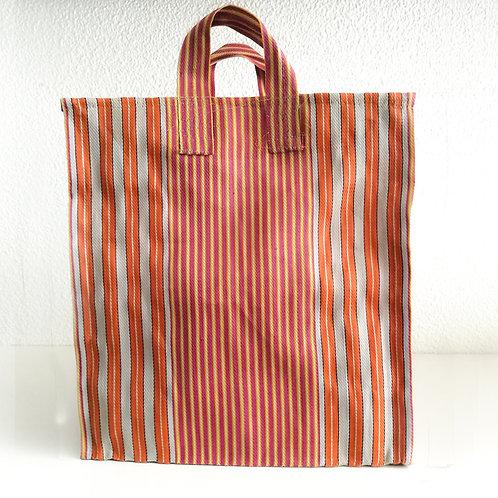 Bolsa Colores Naranja & Fucsia