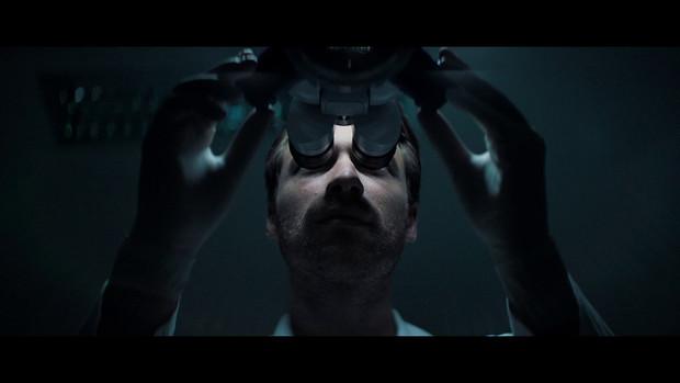 Director: Malcolm Venville DOP: Sebastian Blenkov Prod. designer: Natasa Rogelj Client: Porsche Agency: Cramer Krasselt Production co: Anonymous C. Prod. service: Division