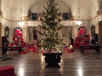 """Boots """"Christmas"""" // Caviar"""