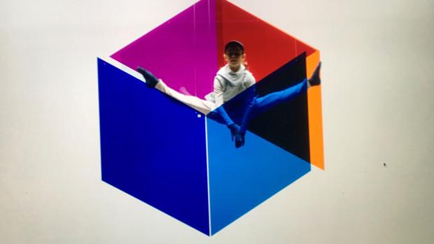 "Lego ""Cubes"" // 1stAveMachine"