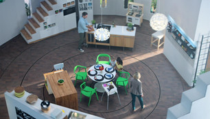 "IKEA ""Carousel"" // Caviar"