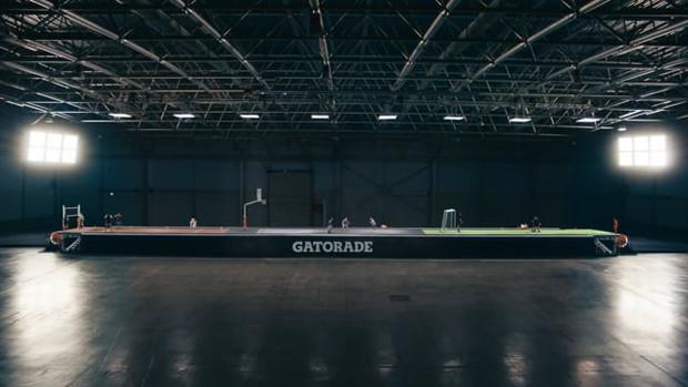 Gatorade // 1stAveMachine