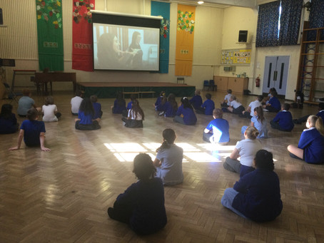 Year 4 Chance to Dance Project