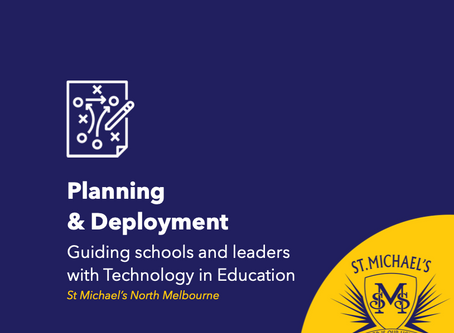 New Partnership - St Michael's Primary School North Melbourne