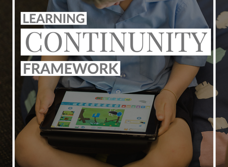 Learning Continuity Framework