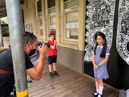 Photoshoot @ Sacred Heart Oakleigh