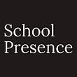 School Presence Logo with Capitals Insta
