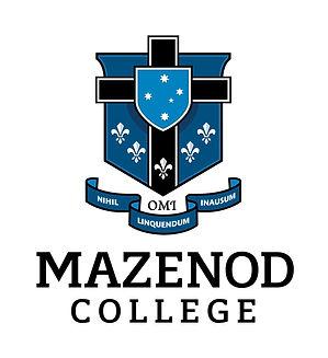 Mazenod Logo RGB Centred without backgro