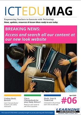 ICT EDU Magazine Issue #6.png