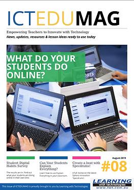 ICT EDU Magazine Issue #8.png