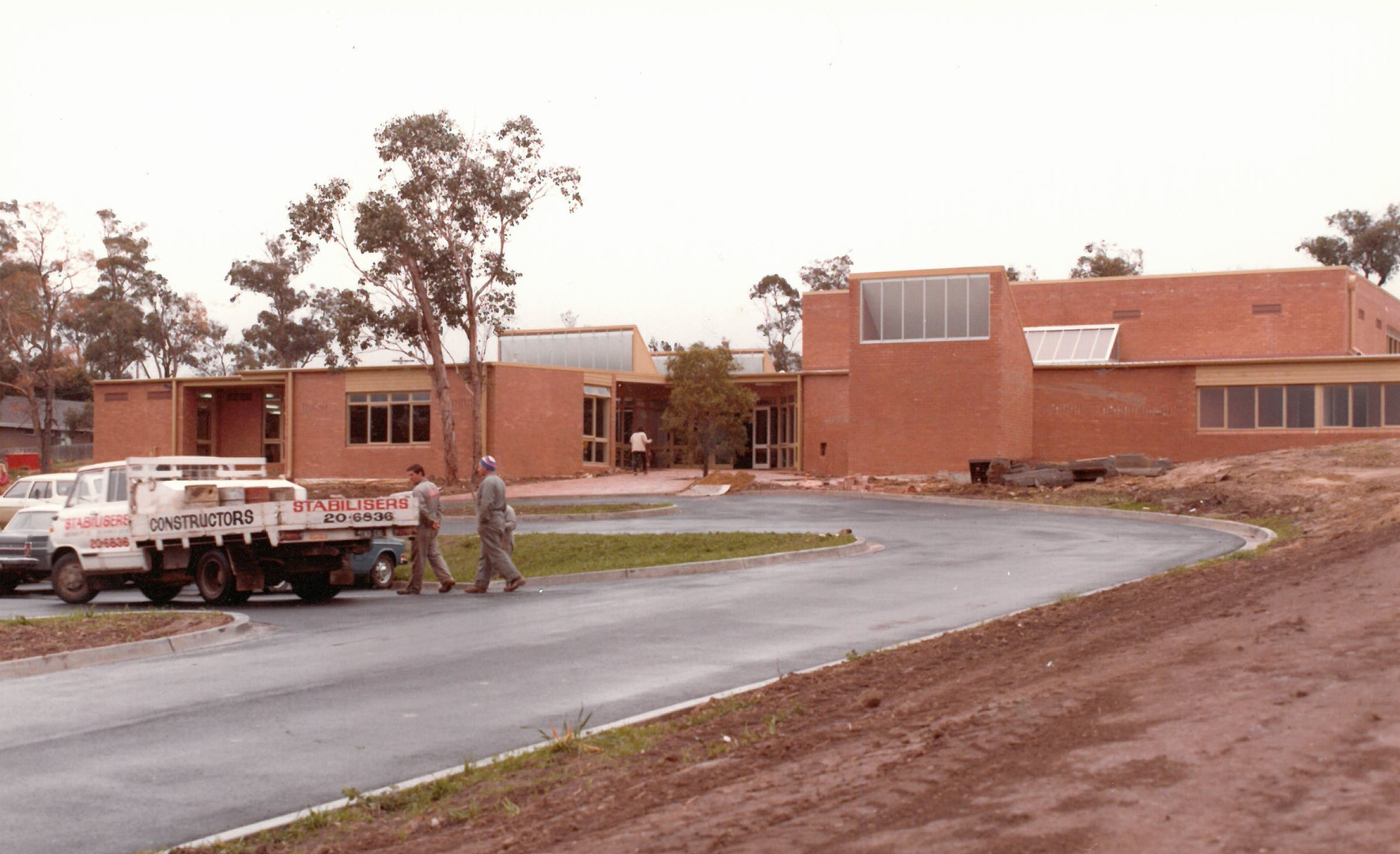 Building the School 1977.jpg
