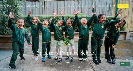 St Peter's HP School Presence.png