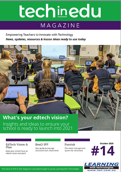 Tech in Edu Magazine - Issue 14.png