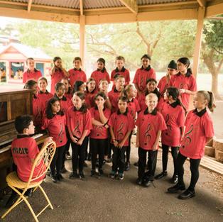 Junior/Senior Choir