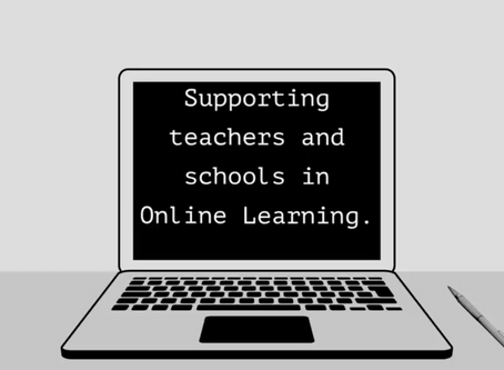 Teacher Online Learning
