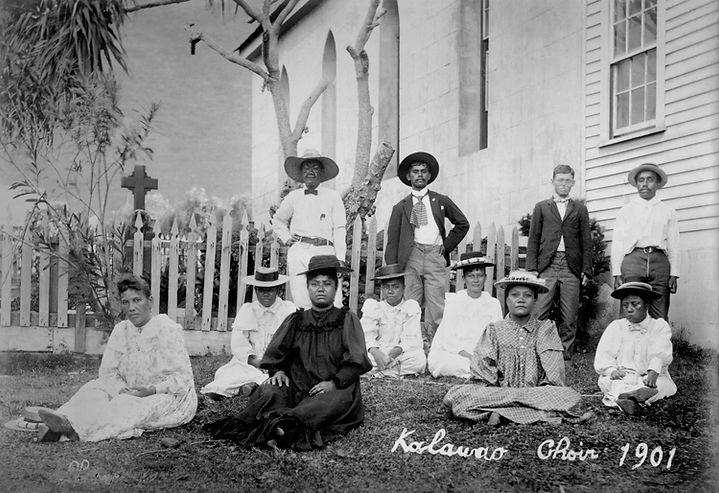 Kalawao Choir 1901.jpg