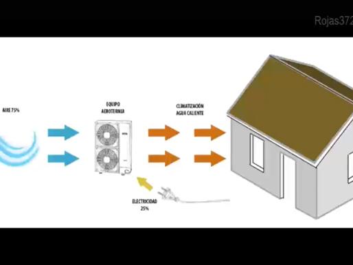 Sistema de Energía por Aerotermia