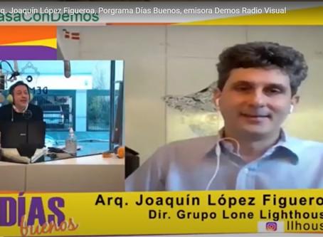 Entrevista sobre Proyectos Sustentables - DEMOS Radio Visual