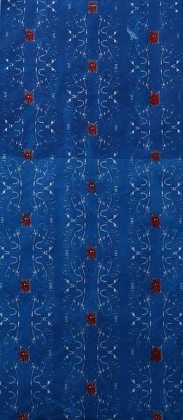 Bird pattern wallpaper