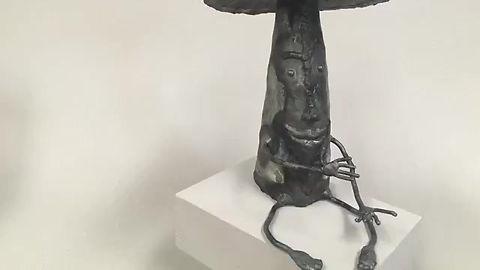 Gizmachis Painting Process