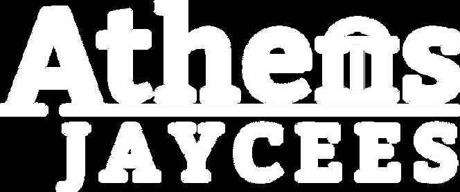 Athens Jaycees Logo White.png
