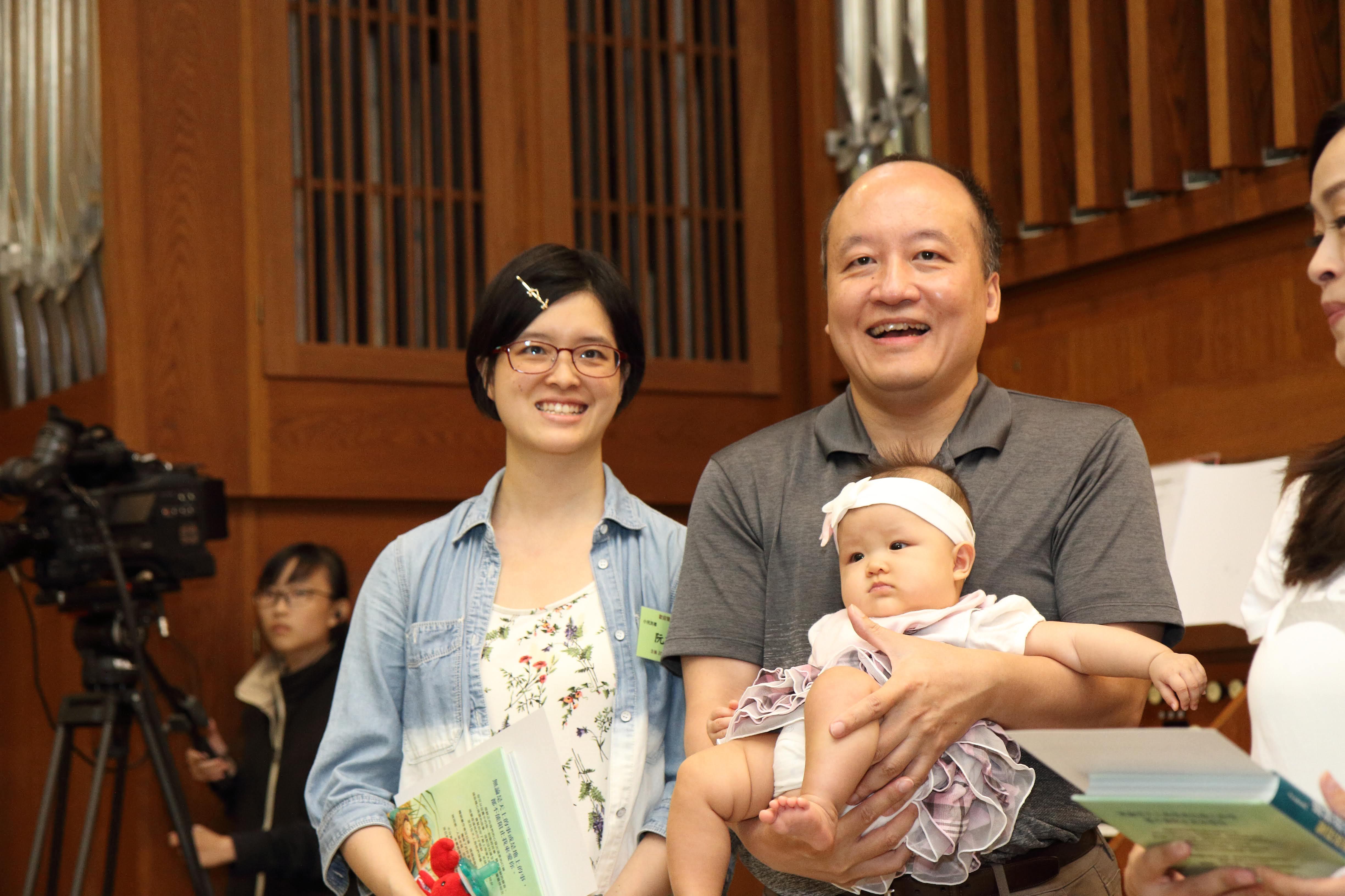 2019.9月嬰孩奉獻禮