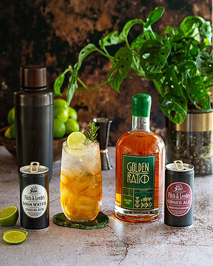 F&L- Golden Ratio Rum w Ginger Ale & Soda Water, Lime & Rosemary_.jpg