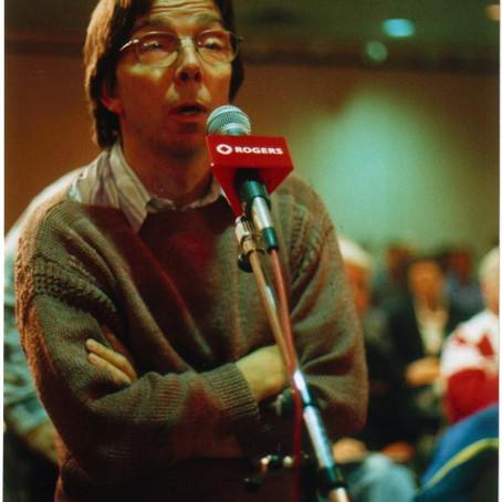 Ben Bennett: Former Greens Organizer