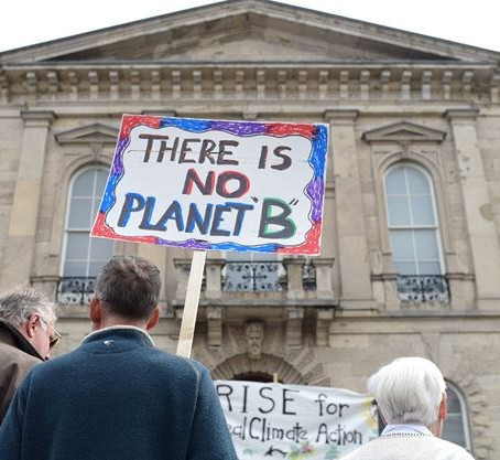 Climate action in Guelph