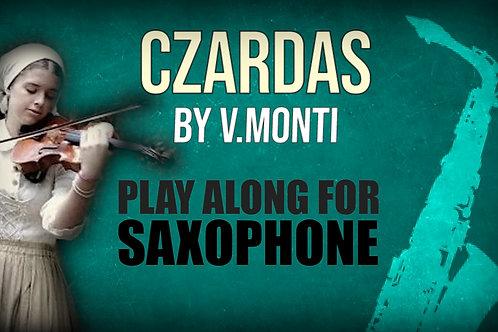 CZARDAS by MONTI ALTO_SAXOPHONE