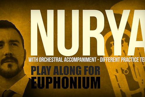 Nurya (composed by R. Mollá) - With orchestral accompaniment - EUPHONIUM