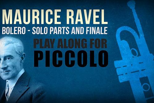 Maurice Ravel, Bolero (Finale) - PICCOLO