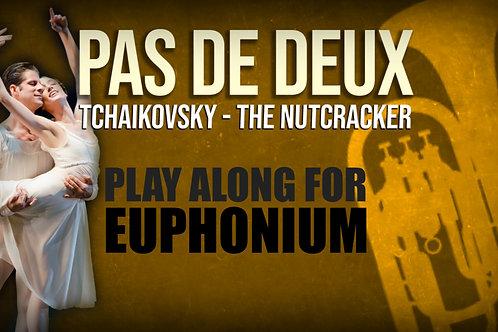 PAS DE DEUX - NUTCRACKER - For solo EUPHONIUM