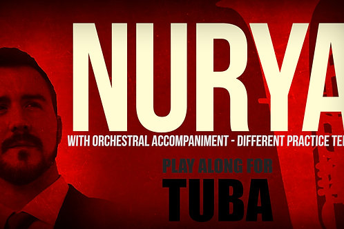 Nurya (composed by R. Mollá) - With orchestral accompaniment - SOLO TUBA