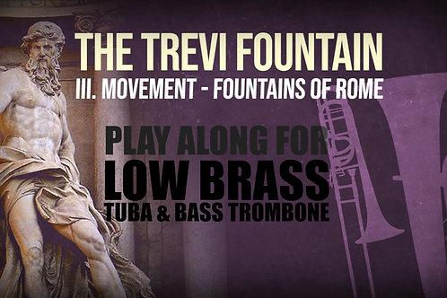 ⛲THE TREVI FOUNTAIN⛲ Ottorino_Respighi LOW_BRASS TUBA_&_BASS TROMBONE