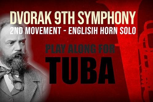 ⛵Dvorak's 9th Symphony⛵ ENGLISH_HORN_SOLO for_TUBA