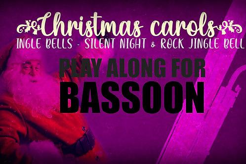 🎄CHRISTMAS CAROLS 3x1🎄 - Jingle bells, Silent Night & Rock